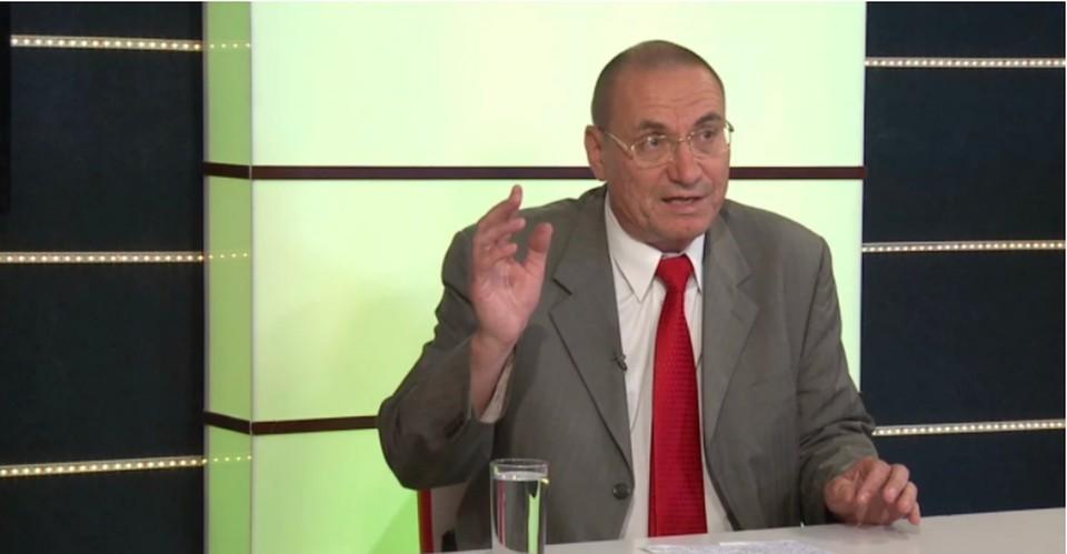 Политолог Борис Шаповалов. Фото:enews.md