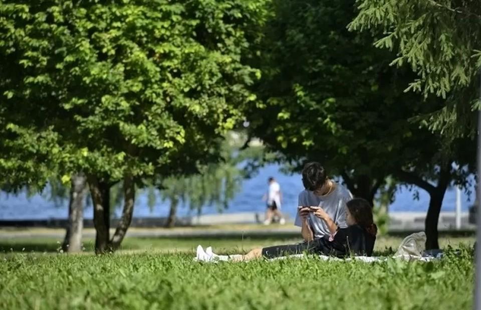 """На выходные синоптики прогнозируют в Симферополе жаркую погоду, без осадков. Фото: Архив """"КП"""""""