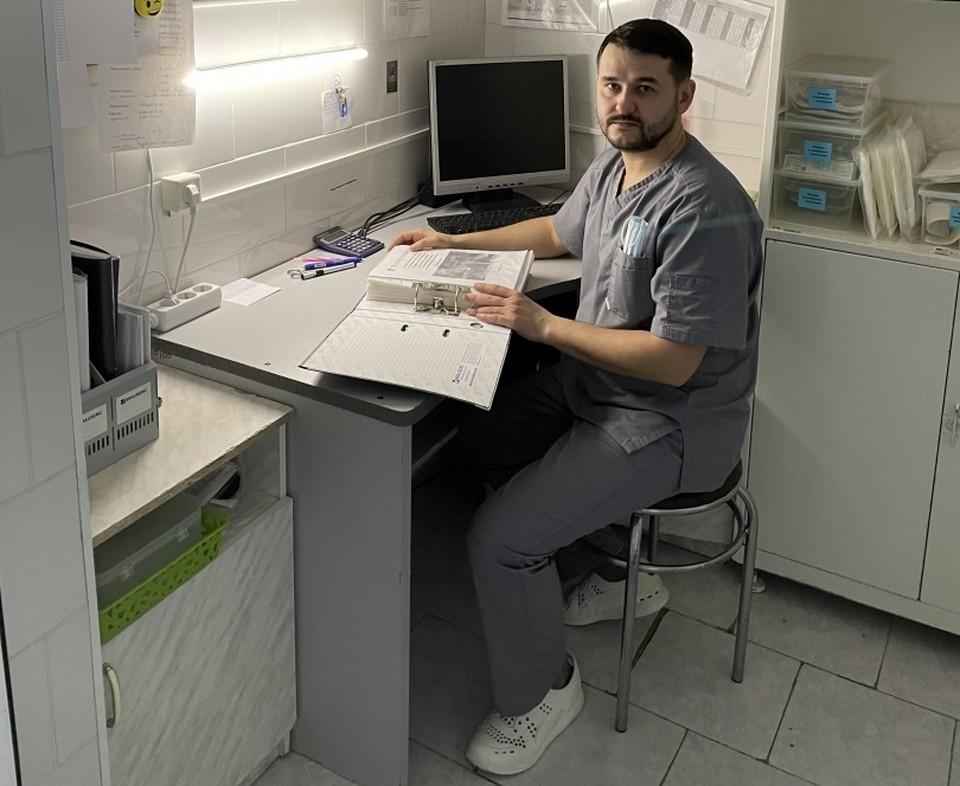 Фото с сайта департамента здравоохранения