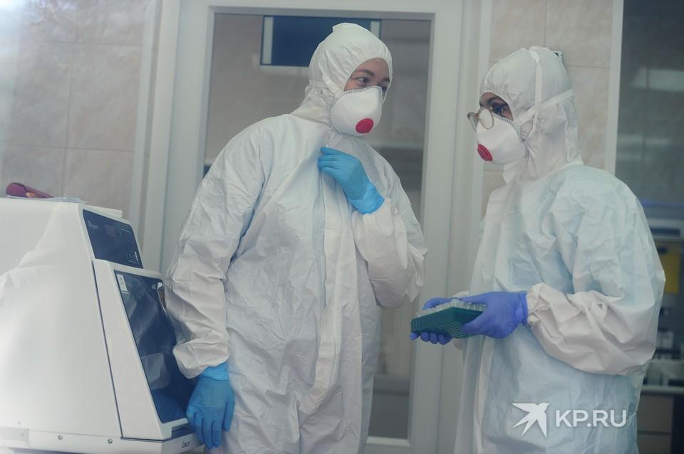 Тест на антитела показывает контактировал ли организм человека с вирусом
