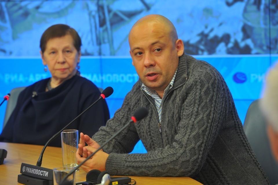 Алексей Герман-младший написал сценарий фильма «Дело» вместе с Марией Огневой
