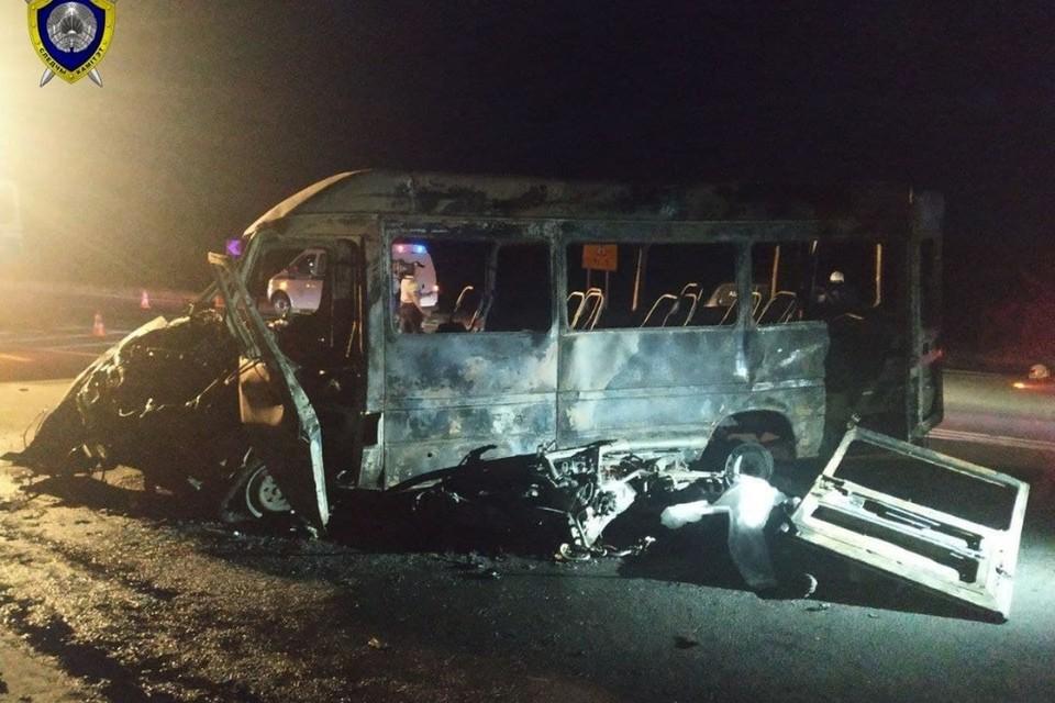 Авария произошла вечером 9 июля. Фото: Следственный комитет