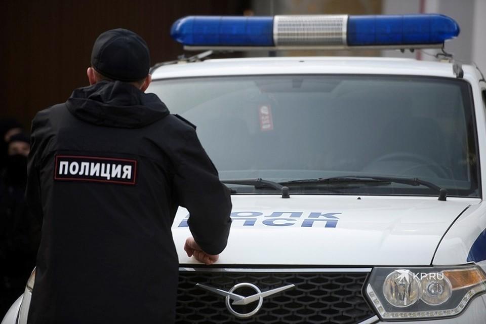 Полицейские задержали стрелявшего мужчину и его товарища