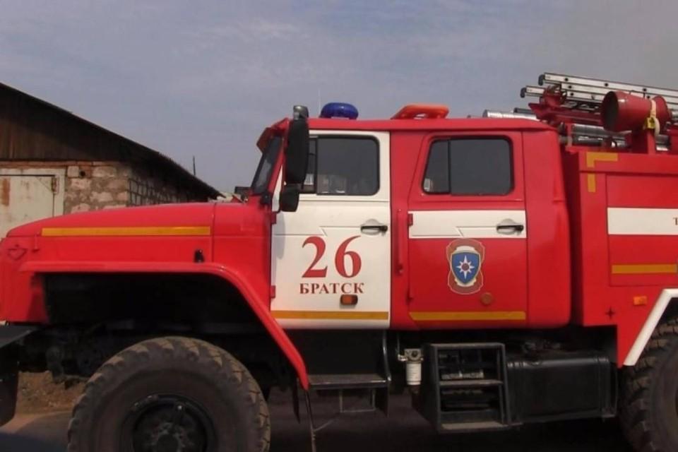95 человек погибли на пожарах в Иркутской области за полгода