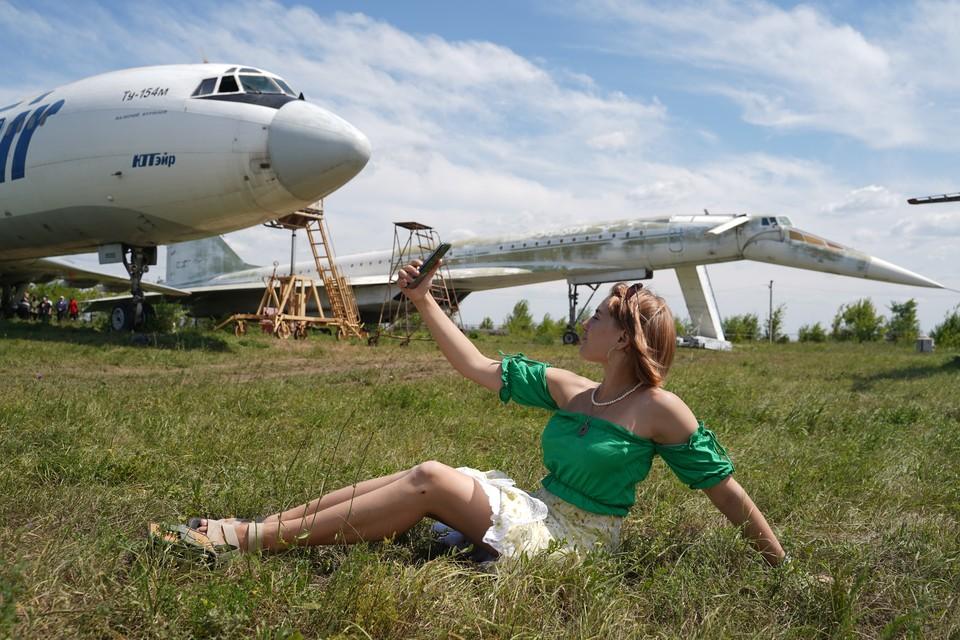 Отечественные самолеты доживают свой век на тренировочных аэродромах и в музеях.