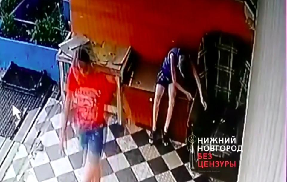 Двое детей в Дзержинске чуть не сожгли овощной склад 10 июля