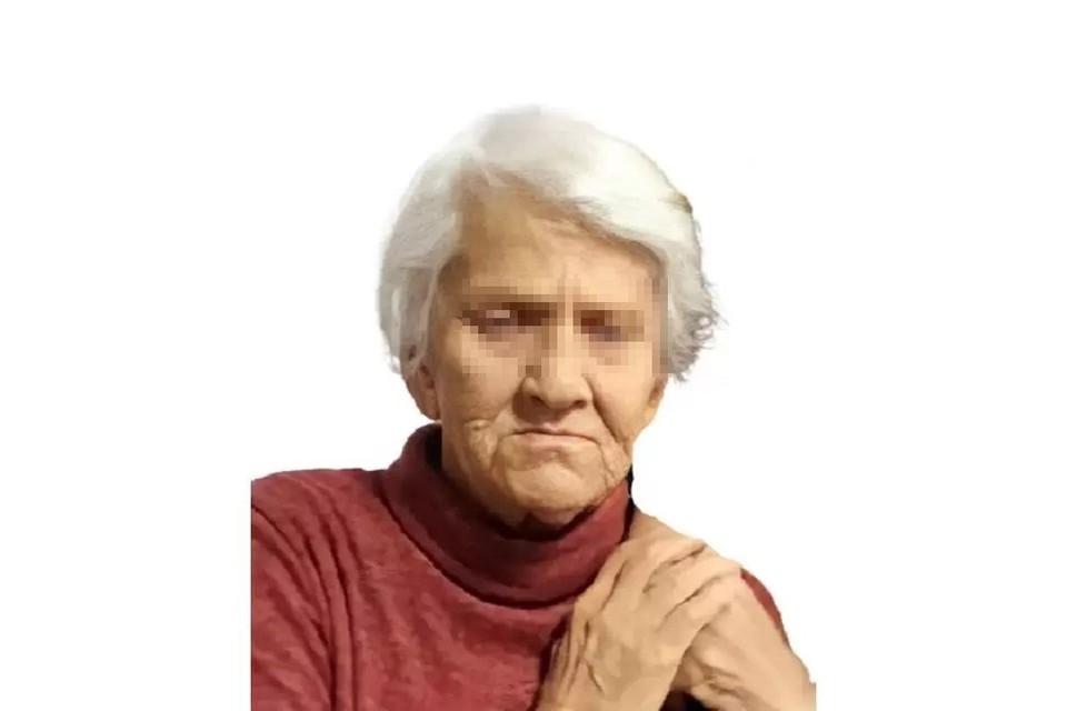 """Ранее сообщалось, что бабушка плохо ориентируется в пространстве. Фото: ПСО """"ЛизаАлерт Новосибирская область""""."""