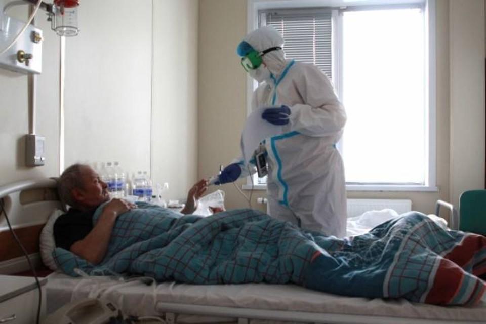 В инфекционных госпиталях от коронавируса лечатся 4062 кировчанина