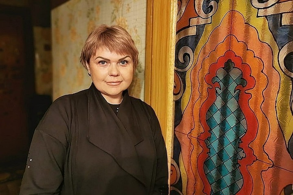 Елена Лапуцкая. Фото: Наталья ЛЫТКИНА