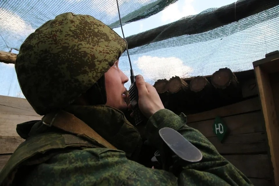Военнослужащие ДНР во время ответного огня использовали вооружение, которое не было запрещено Минскими договоренностями