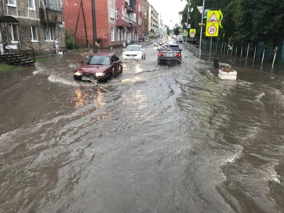 Гусевский потоп