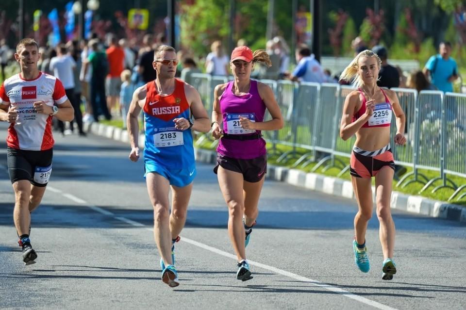 Маршрут предстоящего марафона будет отличаться от прошлогоднего