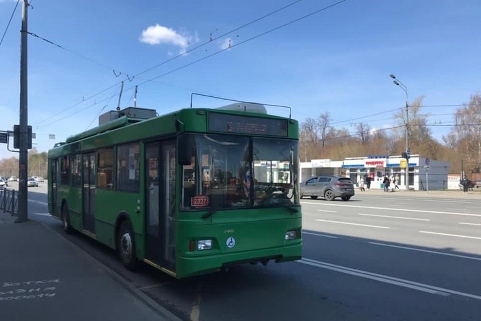 С 12 июля после 22:00 общественный транспорт начнет работать по новому расписанию