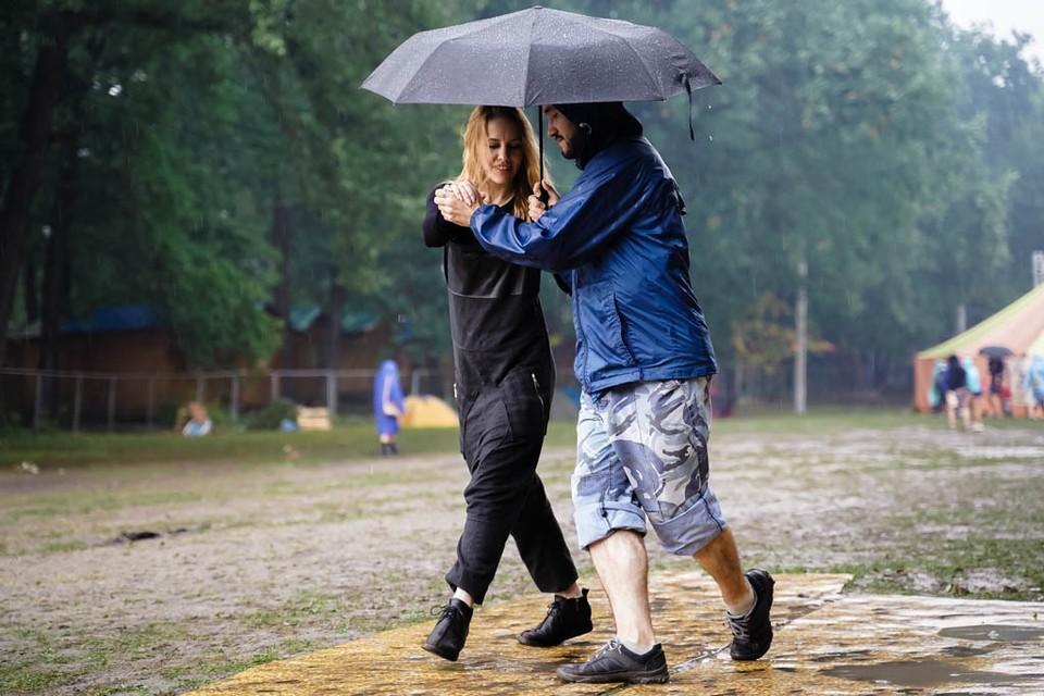 В Самаре будут дождь и гроза
