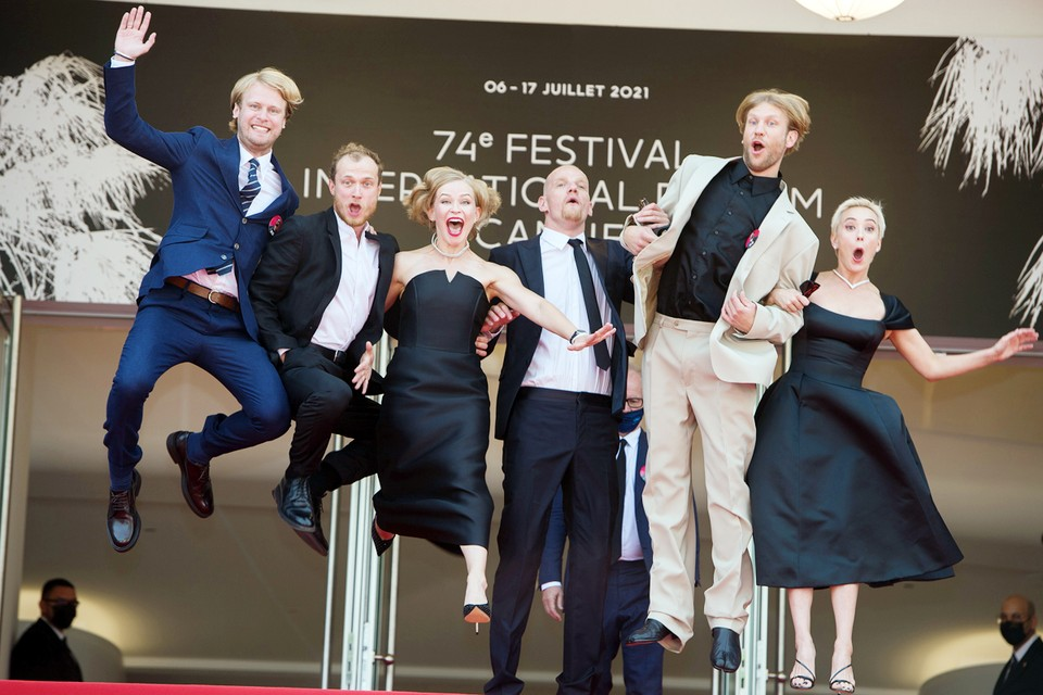 На фестивале состоялась премьера фильма Кирилла Серебренникова «Петровы в гриппе». Фото – Кристина Афанасьева