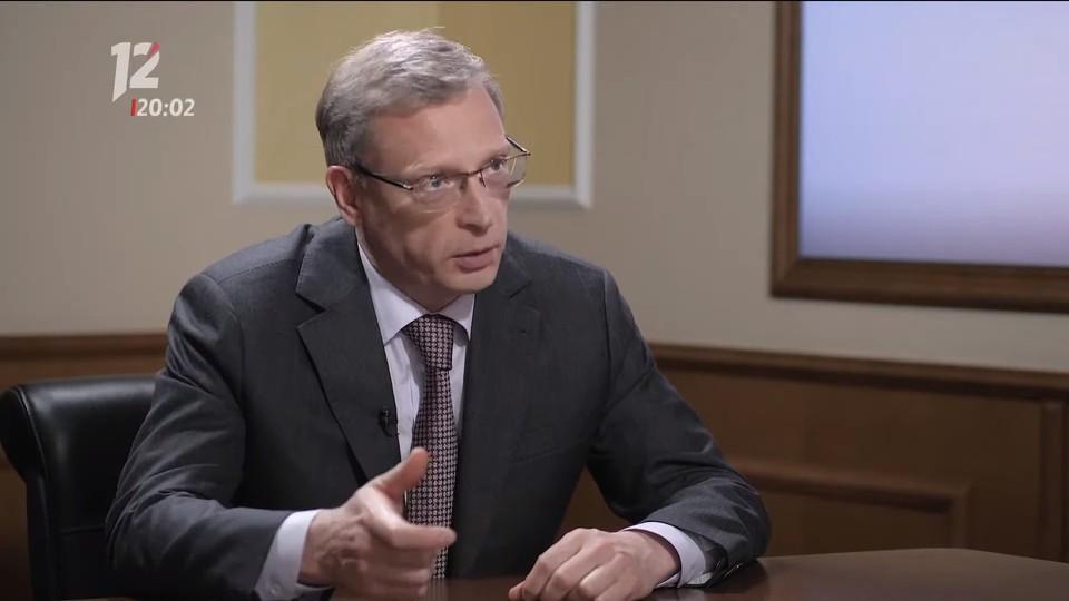 Александр Бурков болел коронавирусом прошлой осенью. Фото: скриншот видео