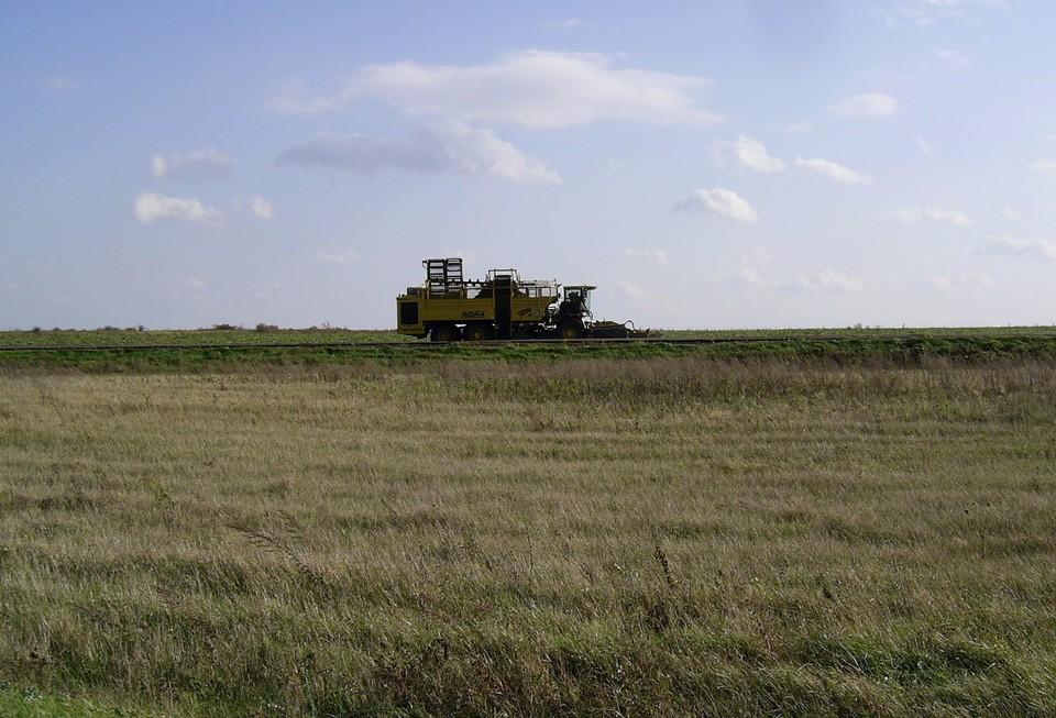 В планах региона – собрать более трех миллионов тонн зерна.