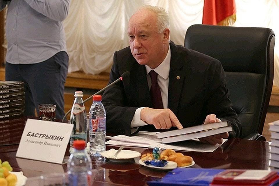 Председатель Следственного комитета России поручил своим подчиненным доложить обо всех обстоятельствах произошедшего. Фото: СУ СК России