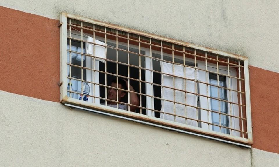 Ближайшие девять лет челябинцу придется провести за решеткой. Фото: Тимур Ханов