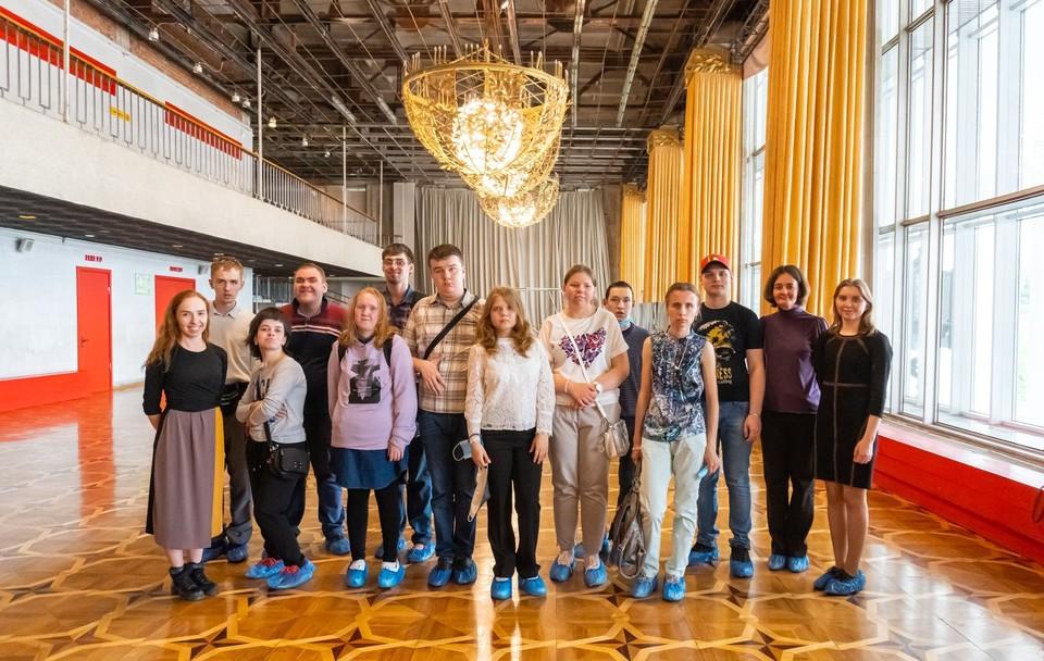Проект «Смогу жить сам» реализуется в Перми с 2018 года и направлен на социальную адаптацию людей с ментальными нарушениями. Фото: «СтройПанельКомплект»