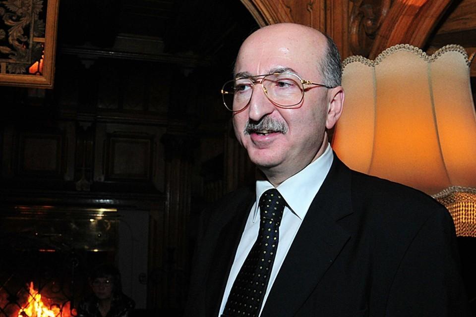 Бизнесмен Давид Якобашвили вышел из акционерного капитала крупных компаний Юга. Фото: Сергей Шахиджанян