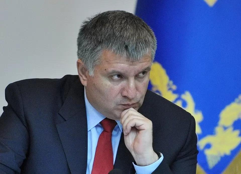 Глава МВД Украины Арсен Аваков подал в отставку