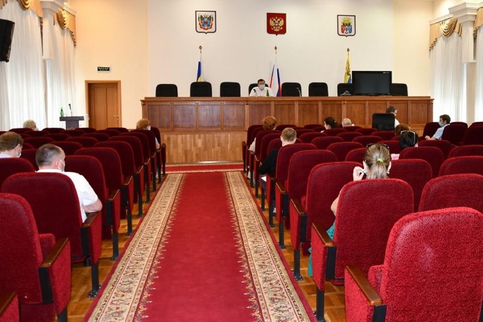В Аксайском районе 13 августа назначат нового главу администрации. Фото: администрация Аксайского района