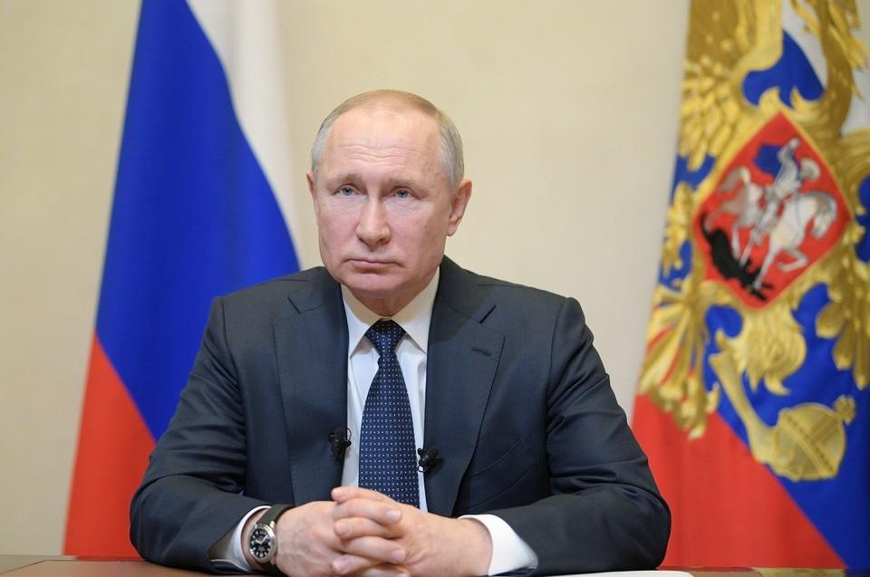 Путин: Россия готова к дружеским отношениям с Украиной