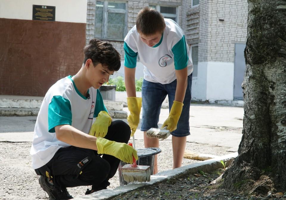 Школьникам Хабаровского края предложили подзаработать