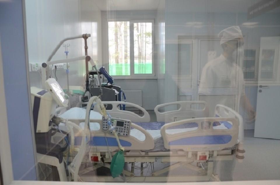 В Хабаровске растет число заболевших пневмонией и ОРВИ