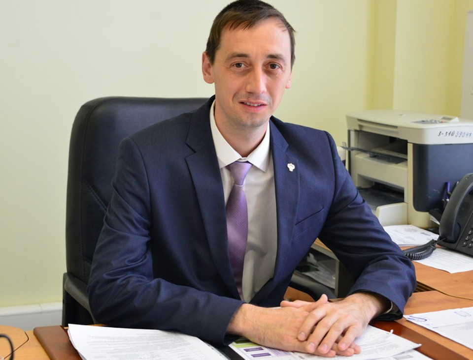 Заместитель руководителя Управления Росреестра по РБ Марат Мирзаянов