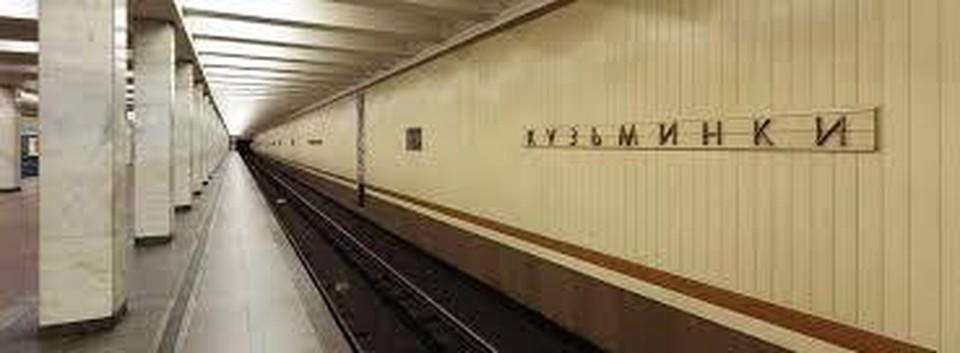 Стычка между мигрантами произошла возле станции метро «Кузьминки».