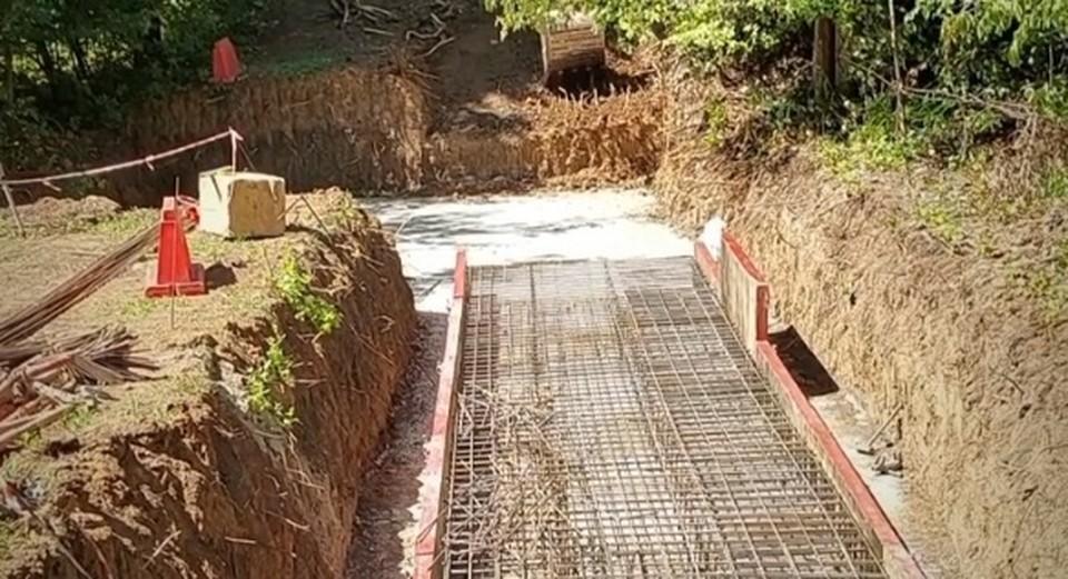 В Самаре строят лыжероллерную трассу