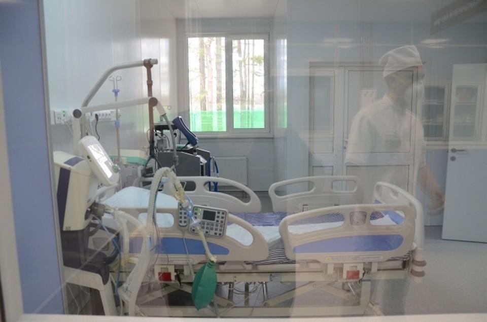 Получить работу в ковидном госпитале студенту удалось лишь с седьмого раза