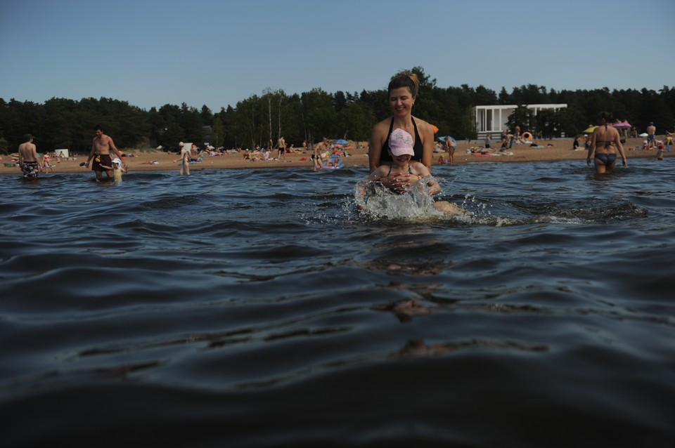 Похолодание придет в Петербург с 19 июля
