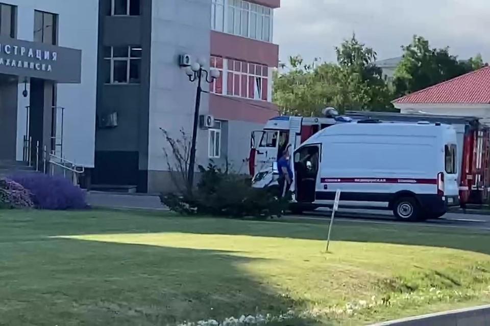 Рабочий день сотрудников администрации Южно-Сахалинска начался не с кофе