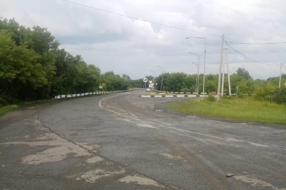 Под Новосибирском пенсионер на «Оке» сбил 16-летнего подростка. Фото: ГИБДД по НСО.