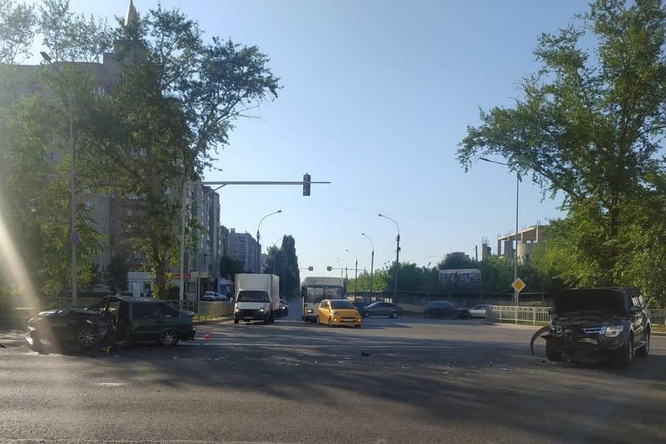 ДТП на проспекте Победы