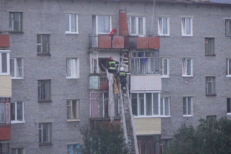 Соседи погибшего в соцсетях пишут, что все случившееся не было случайностью или убийством. Фото: vk.com/mrevda51