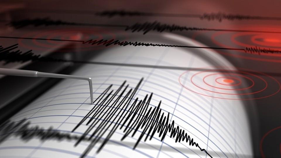 Землетрясение зафиксировано недалеко от Алматы