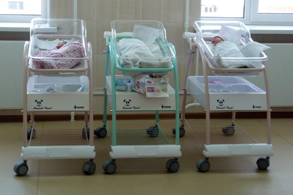 С начала года на Ямале родилось более трех тысяч малышей