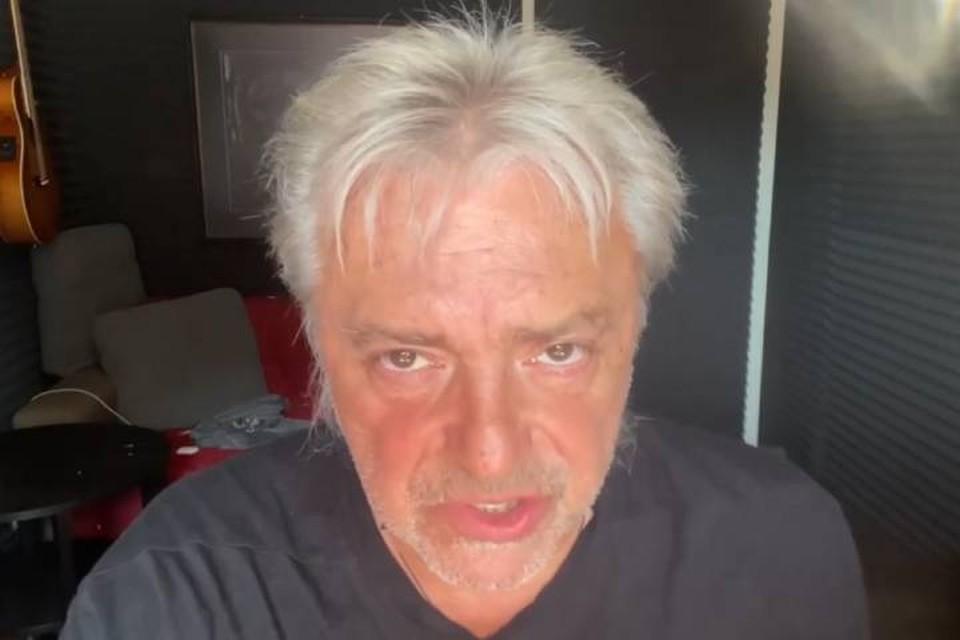 """Лидер """"Алисы"""" Константин Кинчев заявил о двойных стандартах Смольного"""