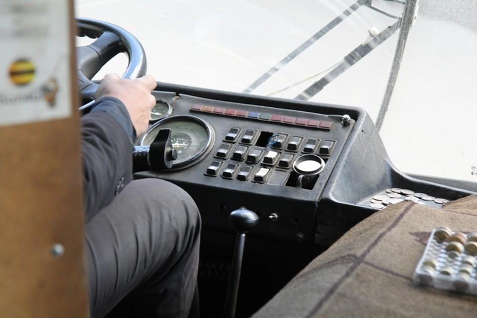Скрытые проверки общественного транспорта проводят инспекторы ГИБДД в Иркутске