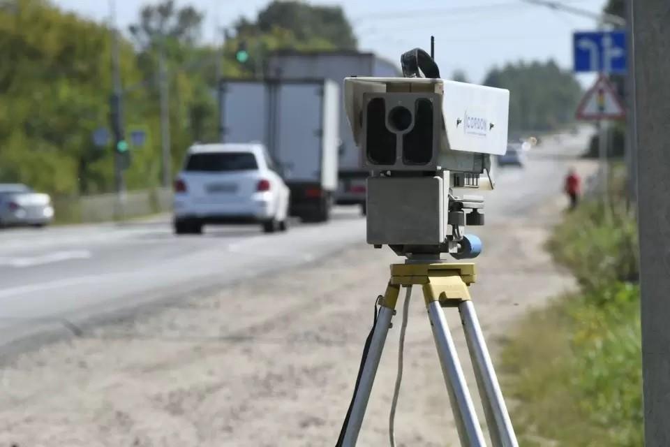 Камеры установлены в областном центре и регионе.