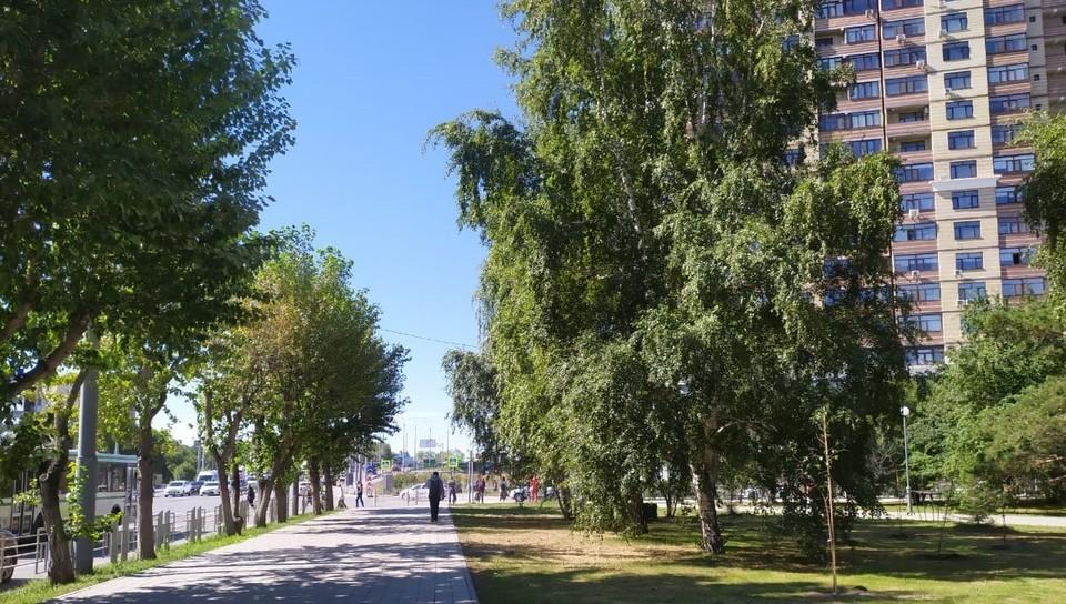 В Тюменской области до 12 сентября продлили режим повышенной готовности.