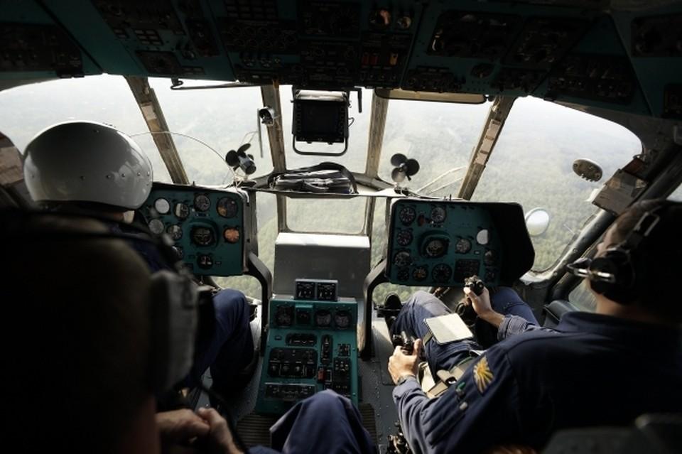 Пропавший с радаров в Томской области пассажирский самолет Ан-28 обнаружен.