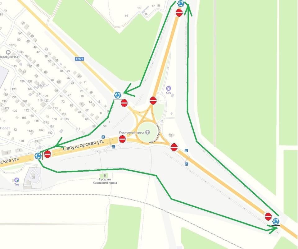 Фото: департамент транспорта Севастополя