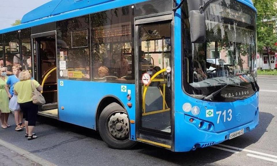 В Хабаровске 18 июля изменится схема движения автобусов и трамваев