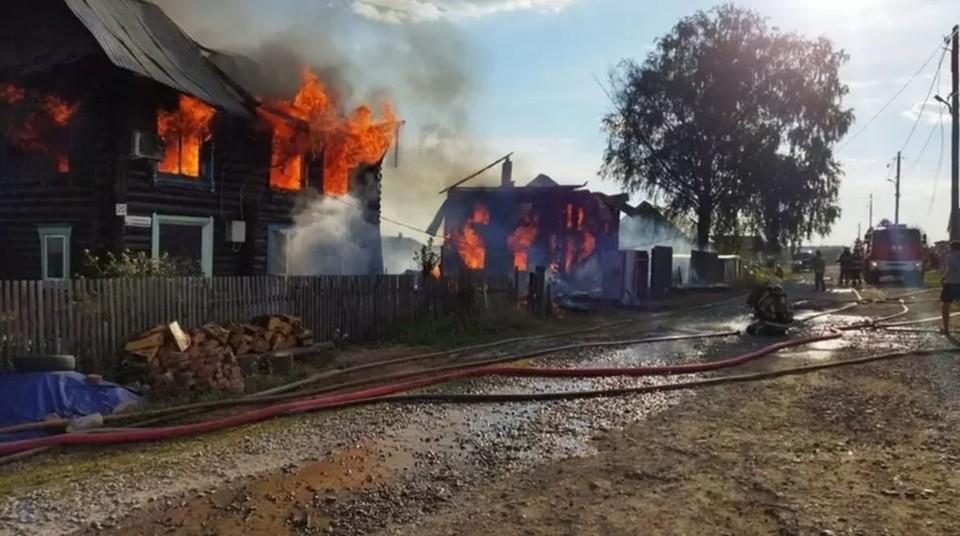 Сгоревшие бараки и другие главные новости Ижевска за прошедшую неделю