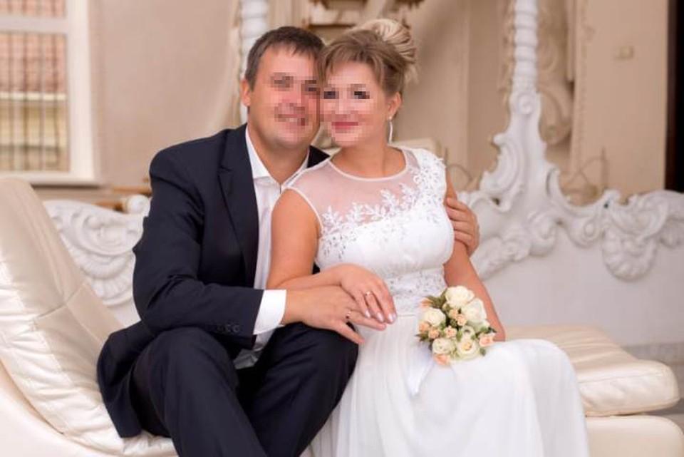 Антон и Инна казались идеальной парой. Фото: из личного архива